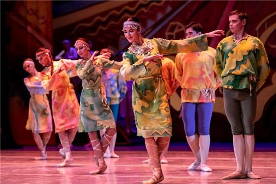 Онлайн-лекция об истоках чувашского балета состоится в Национальной библиотеке