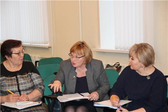 Состоялось первое заседание рабочей группы по совершенствованию межбюджетных отношений и организации бюджетного процесса в муниципальных образованиях Чувашии