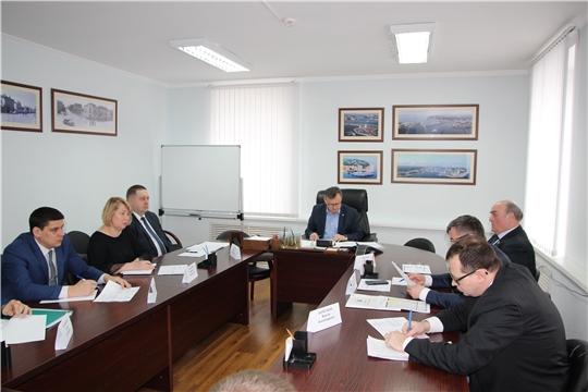 Заседание рабочей группы по изучению ситуации, связанной с ростом незаконных финансовых операций