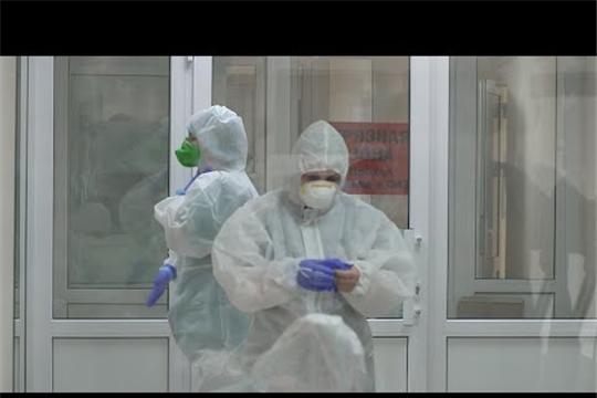 Фонд «Пĕрле» передал больницам новое оборудование (Сюжет НТРК Чувашии)