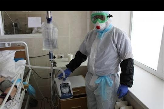 """Больницы Чувашии получили 20 современных аппаратов для дыхания (Сюжет ГТРК """"Чувашия"""")"""