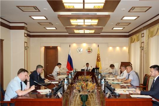 Михаил Ноздряков рекомендовал принять дополнительные меры по освоению бюджетных средств