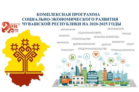 Комплексная программа социально-экономического развития Чувашской Республики на 2020-2025 годы в открытом доступе