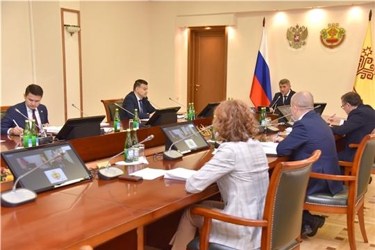 Муниципалитеты Чувашии получат помощь в 1 млрд рублей