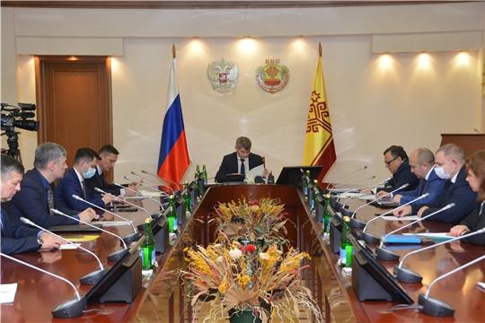 Кабинет Министров Чувашии утвердил дополнительные меры поддержки бизнеса