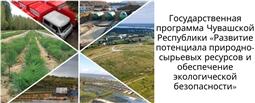 """Государственная программа Чувашской Республики """"Развитие потенциала природно-сырьевых ресурсов и обеспечение экологической безопасности"""""""