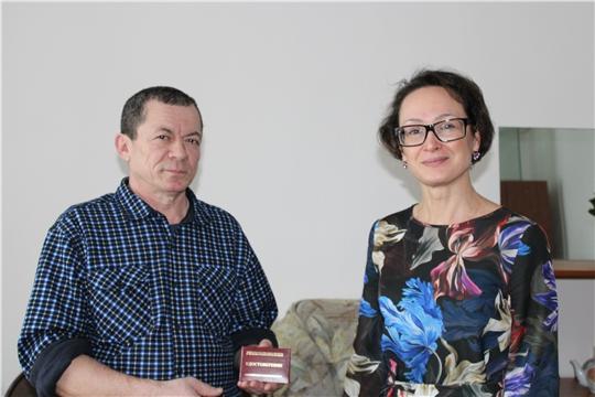 Владимиру Куликову присвоен статус общественного инспектора по охране окружающей среды