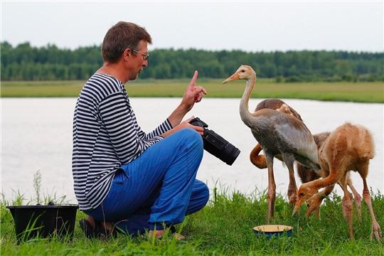 В Национальной библиотеке Чувашской Республики состоится встреча с орнитологом Александром Яковлевым
