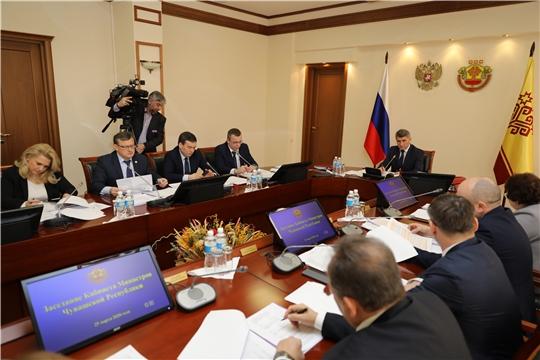 Поддержаны изменения в Положение о Министерстве природных ресурсов и экологии Чувашской Республики