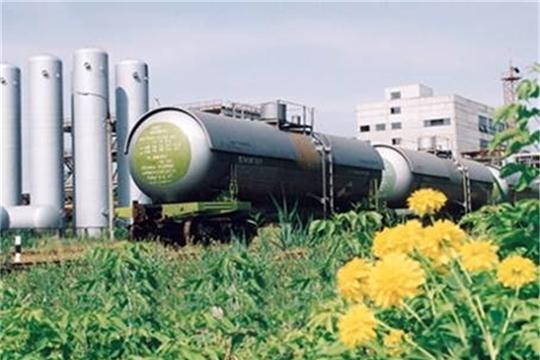 Охрана окружающей среды – приоритет в деятельности ПАО «Химпром»