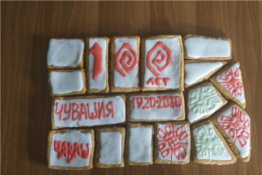 Кирское лесничество поздравляет жителей Чувашии со 100-летием образования республики