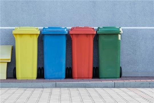 Внедрение системы раздельного сбора отходов на территории города Чебоксары