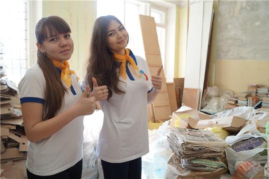 Новочебоксарская школа стала победителем Всероссийского конкурса «Майский школьный экодвор»