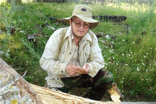 """Ученый из заповедника """"Присурский"""" - один из авторов международного каталога жуков"""
