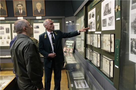 Мариинско-Посадский музей леса