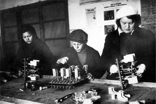 75 лет Победе: предприятия Чувашии в годы Великой Отечественной войны