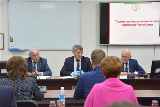 Почти 40 предложений промышленников Чувашии учтены в комплексной программе развития региона