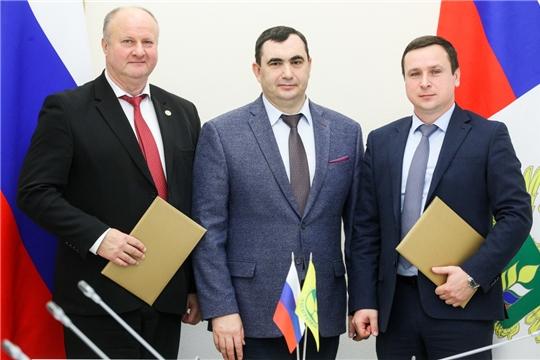 Росагролизинг и Национальный союз селекционеров и семеноводов подписали соглашение о сотрудничестве