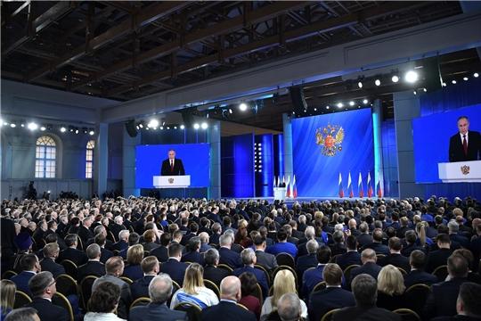 Глава Чувашии Михаил Игнатьев: «Все задачи, поставленные Президентом России, будут безусловно выполнены в нашей республике»