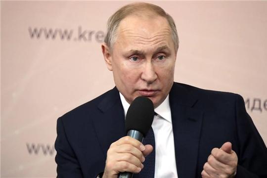 Путин призвал усовершенствовать структуру потребительской корзины