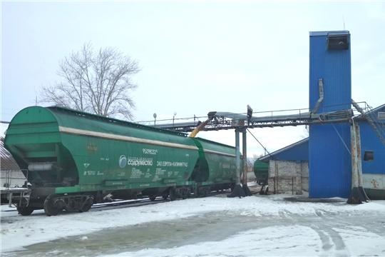 Качество чувашского зерна ценится в России