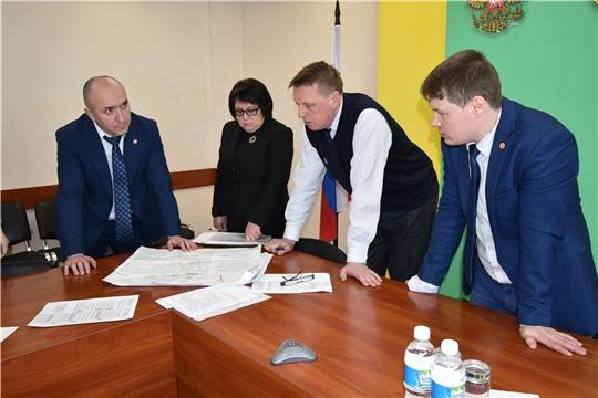 С руководителями Аликовского и Алатырского районов обсуждены вопросы ввода в оборот сельхозземель