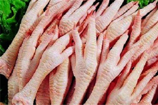 Агрохолдинг «Юрма» подписал контракт на экспорт куриных лапок в Китай