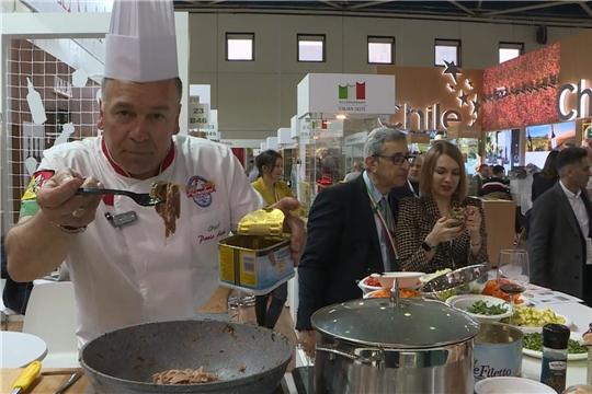 Предприятия АПК Чувашии участвуют в международной выставке «Продэкспо-2020»