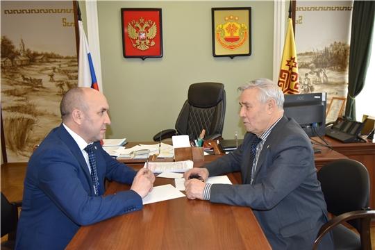 Союз ветеранов АПК Чувашской Республики готовится к итоговой конференции