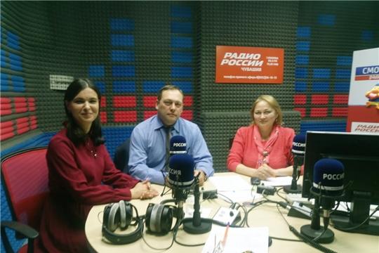 В прямом эфире Радио Чувашии говорили о выставке «Картофель-2020»