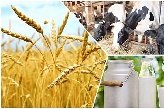Минсельхоз Чувашии приступил к выплате субсидий аграриям