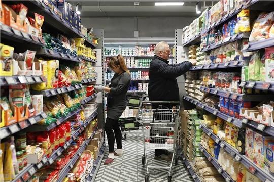 Минсельхоз России не ожидает повышения цен на основные категории продуктов питания