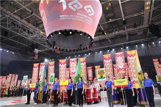 Олег Николаев дал старт марафону празднования 100-летия образования Чувашской автономии