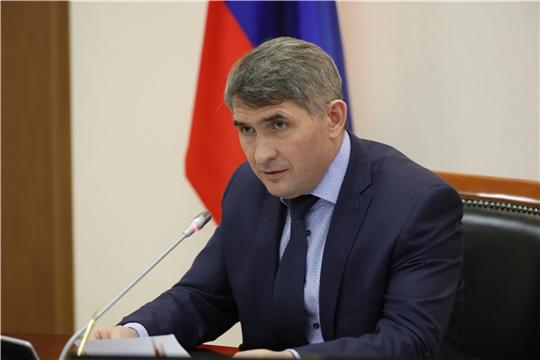 Олег Николаев: «В Чувашии многое сделано для профилактики распространения коронавирусной инфекции»