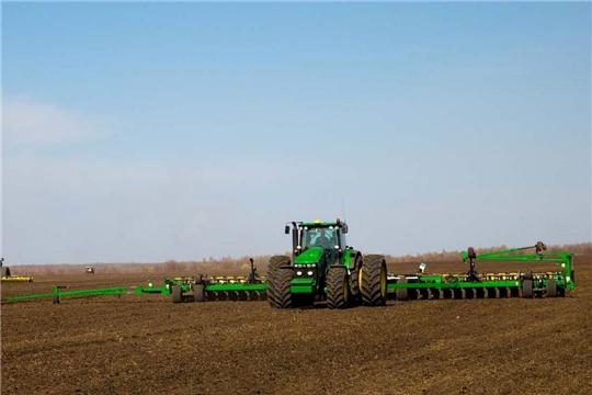 Россельхозцентр рекомендует комплекс мер при работе в условиях ранней весны и возможной засухи