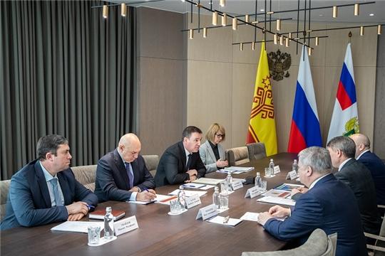 Встреча в Минсельхозе России