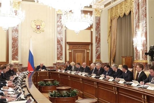 Правительство РФ приняло стратегию развития агропромышленного комплекса страны до 2030 года