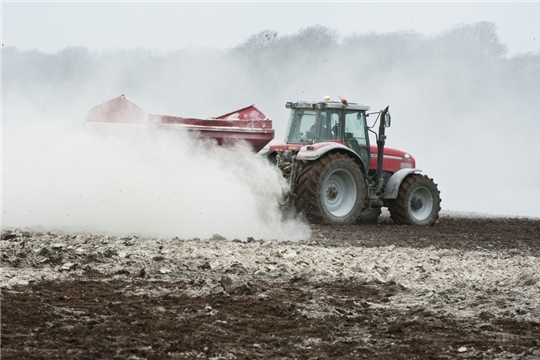 В 2020 году в Чувашии запланировано известкование 20 тыс. га кислых почв