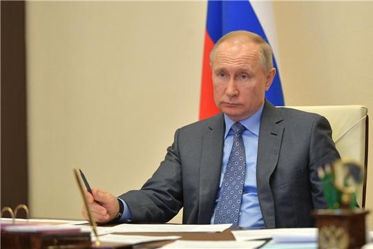 Владимир Путин: наши селяне всегда были на высоте