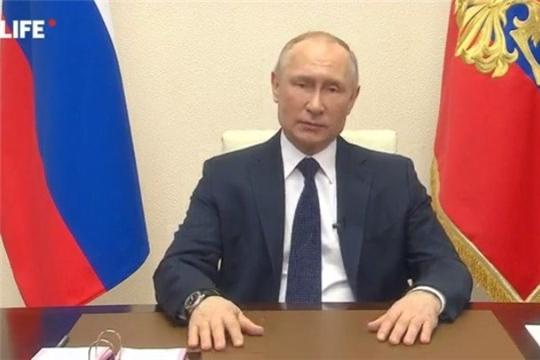 Путин поручил предоставить компаниям МСП прямую безвозмездную помощь