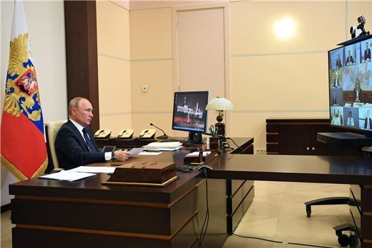 Путин подписал Указ об определении порядка продления действия мер по обеспечению санитарно-эпидемиологического благополучия населения