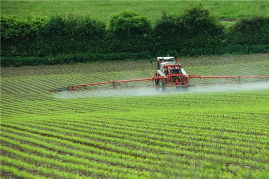 Россельхозцентр предупреждает о необходимости обеспечения безопасности пасек при обработке полей пестицидами