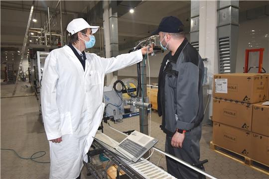 Чебоксарский гормолзавод готовит к запуску новую линию