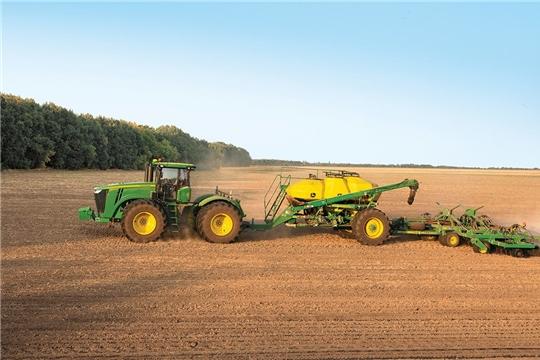 Сельхозтоваропроизводители республики выполнили план сева яровых зерновых и зернобобовых культур