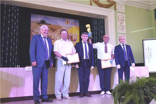 Определены 100 лучших сельскохозяйственных организаций Чувашской Республики по итогам 2019 года.