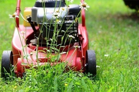 Самоходные газонокосилки и прицепы не будут подлежать регистрации