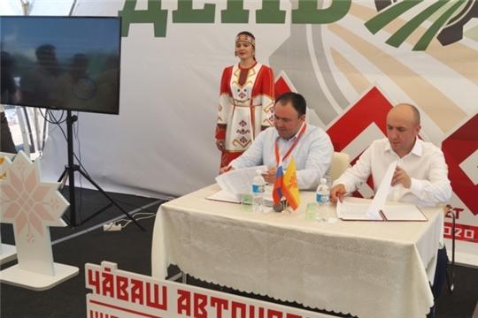 Покупая технику Волжского комбайнового завода, аграрии Чувашии могут возместить 55% своих затрат