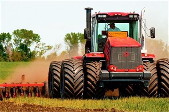В Чувашии производители техники представили новую сельхозтехнику