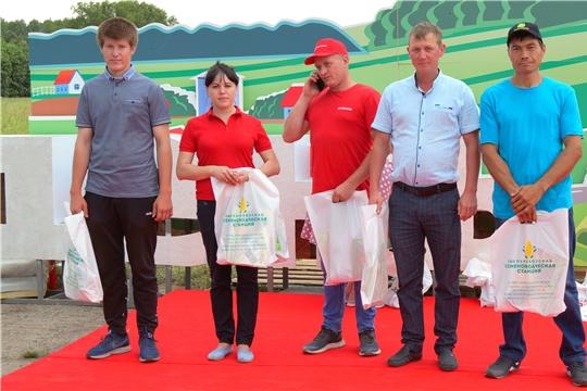 В рамках «Дня поля-2020» состоялся розыгрыш лотереи