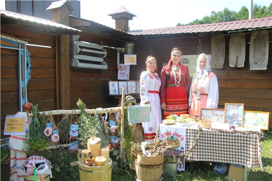 Женсоветы сельских поселений Чебоксарского района собрались за круглый стол